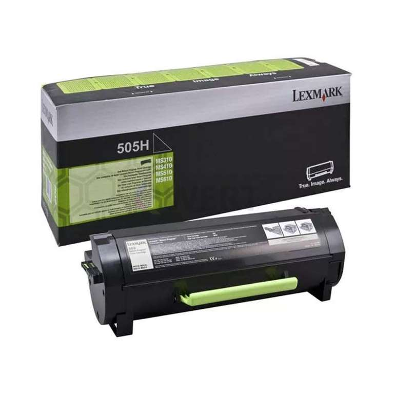 Заправка картриджа Lexmark 505H (50F5H00)