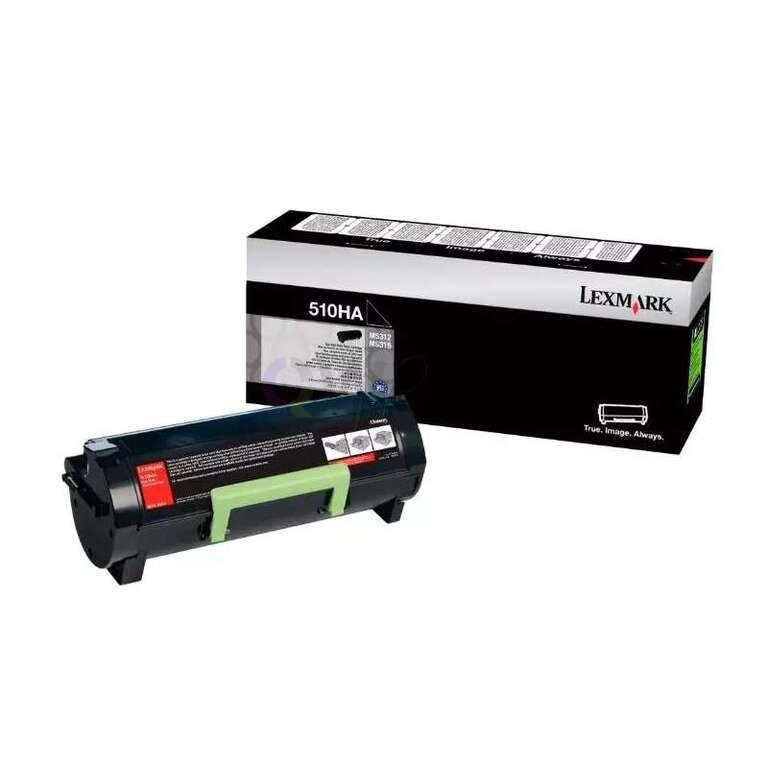 Заправка картриджа Lexmark 510HA (51F0HA0)