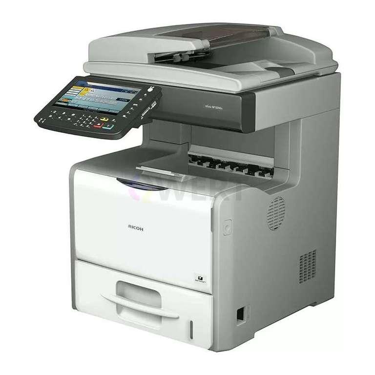 Ремонт принтера Ricoh SP 5200S