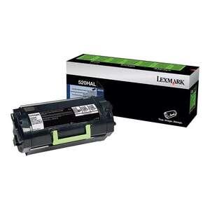 Заправка картриджа Lexmark 520HAL (52D0HAL)