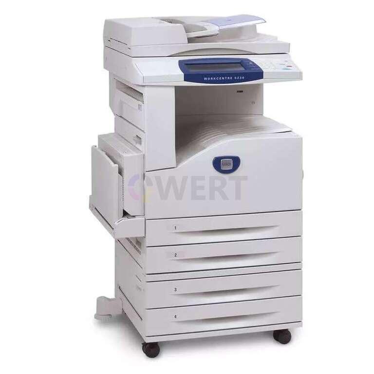 Ремонт принтера Xerox WorkCentre 5225