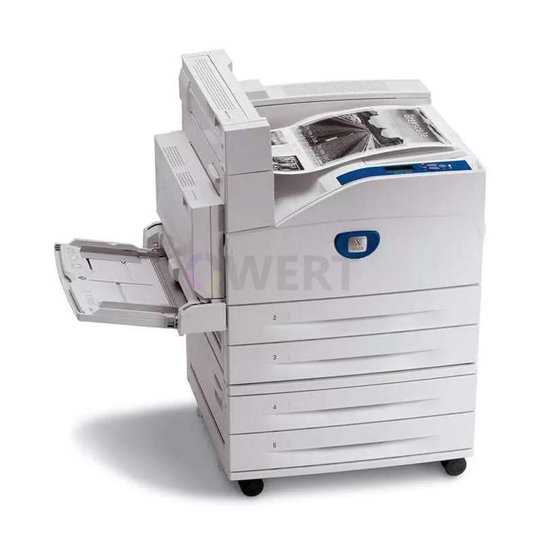 Ремонт принтера Xerox Phaser 5500