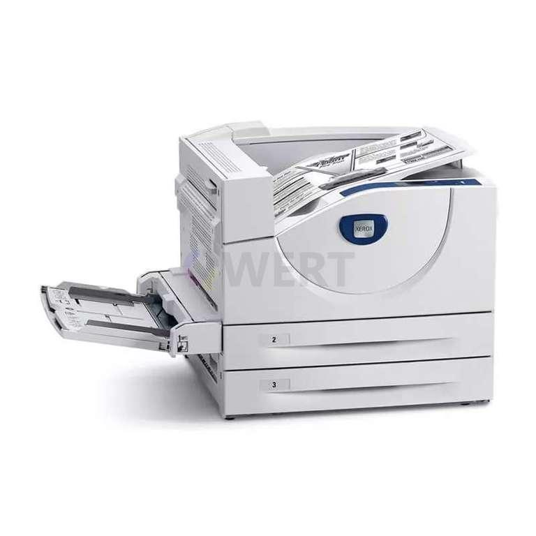 Ремонт принтера Xerox Phaser 5550