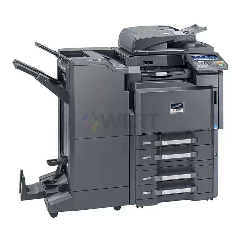 Ремонт принтера Kyocera TASKalfa 5551ci