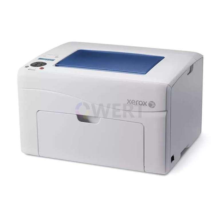 Ремонт принтера Xerox Phaser 6010