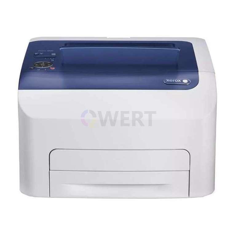 Ремонт принтера Xerox Phaser 6022