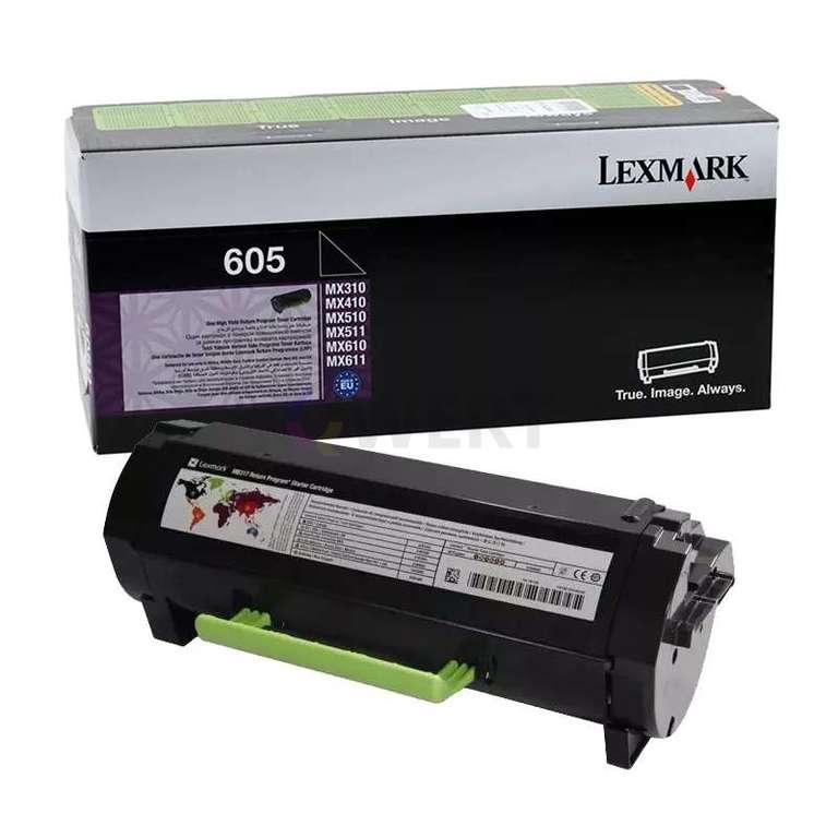 Заправка картриджа Lexmark 605 (60F5000)