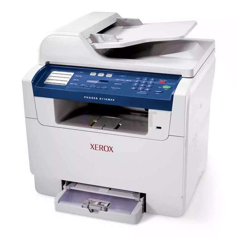 Ремонт принтера Xerox Phaser 6110MFP
