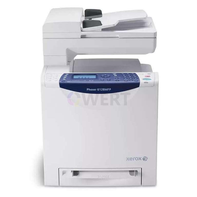 Ремонт принтера Xerox Phaser 6128MFP