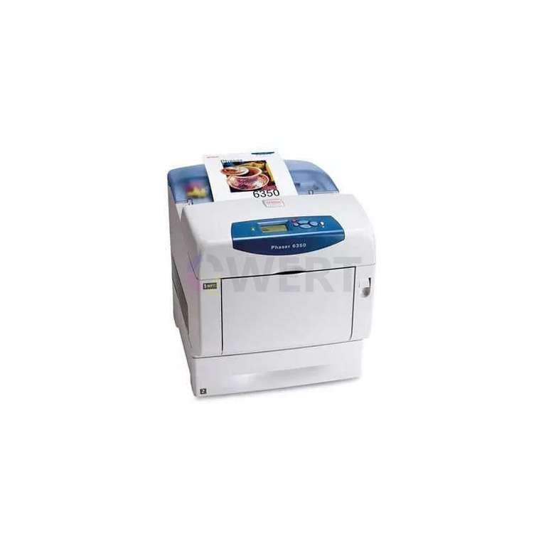 Ремонт принтера Xerox Phaser 6350
