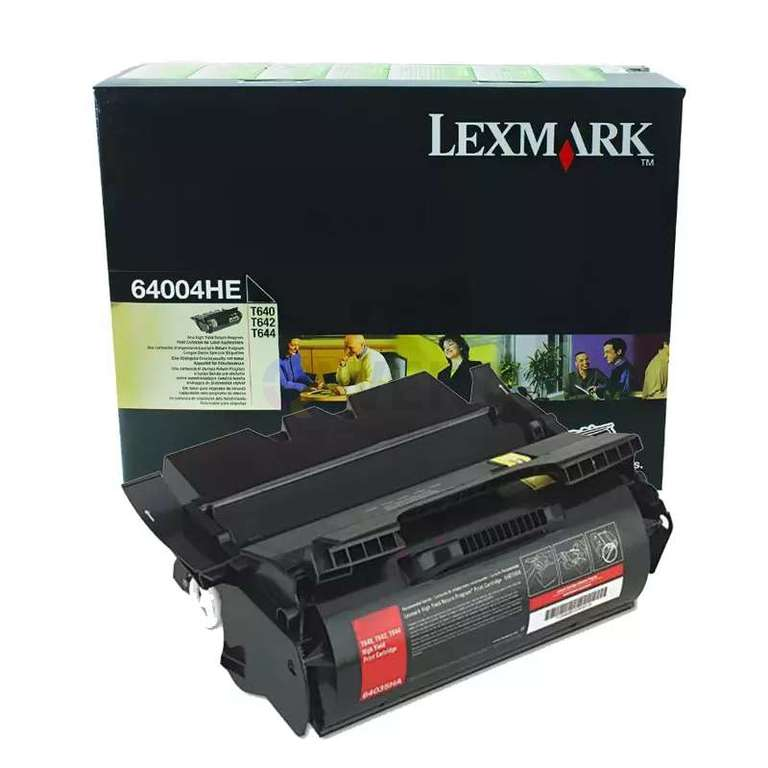 Заправка картриджа Lexmark 64004HE
