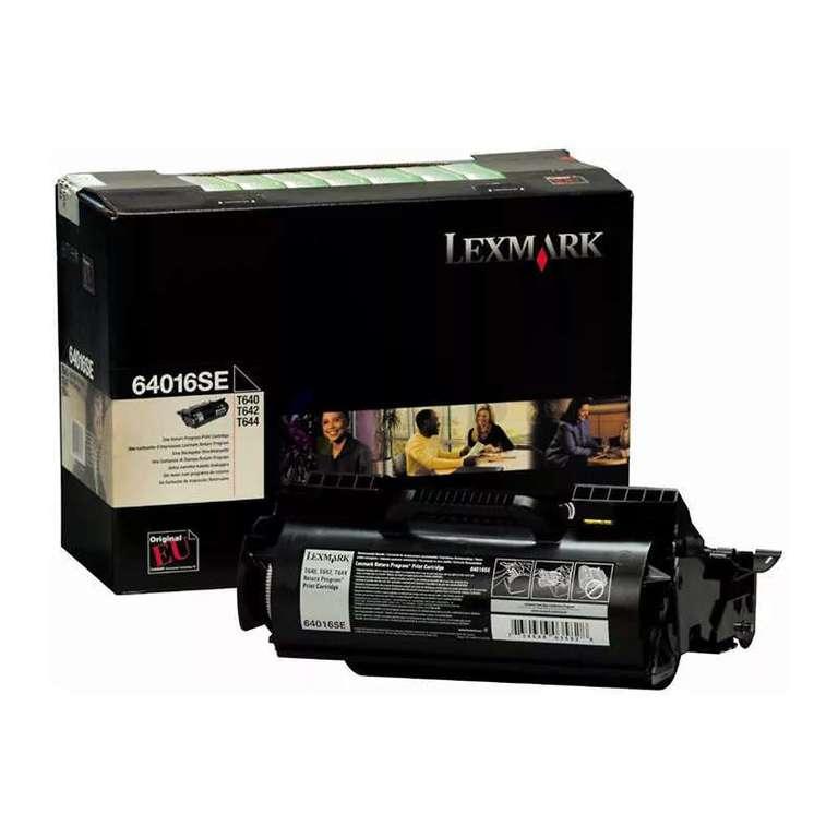 Заправка картриджа Lexmark 64016SE