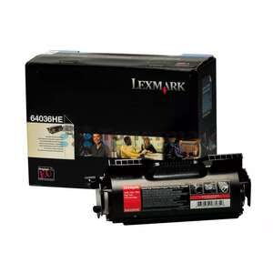 Заправка картриджа Lexmark 64036HE