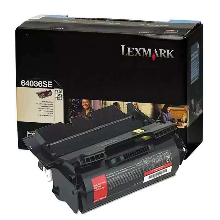 Заправка картриджа Lexmark 64036SE