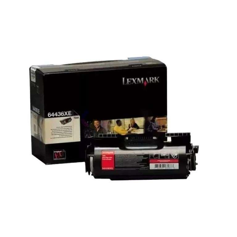 Заправка картриджа Lexmark 64436XE