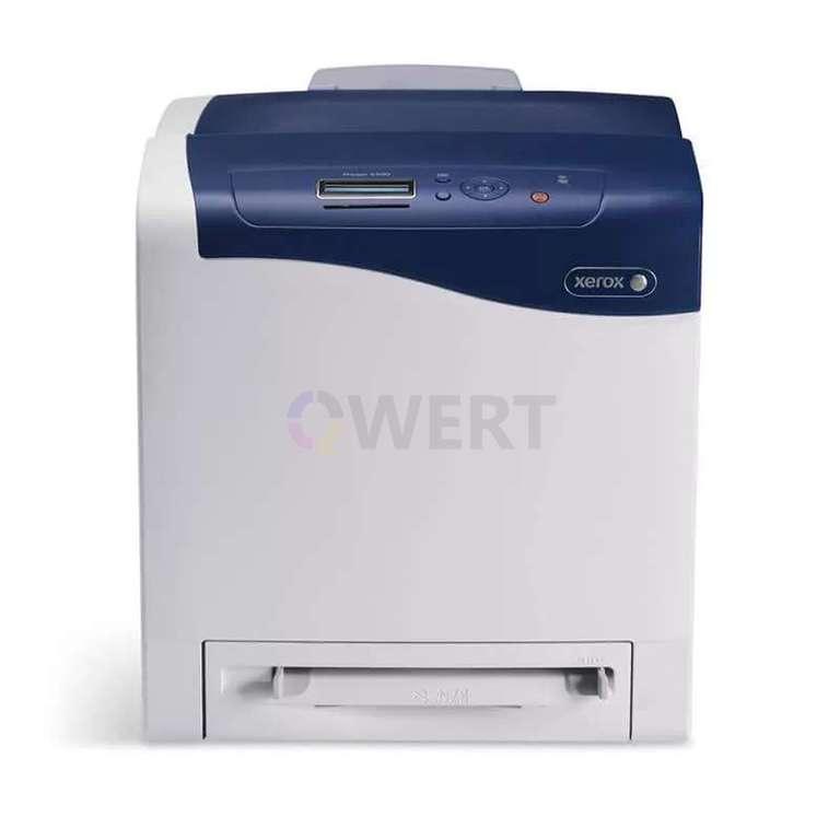 Ремонт принтера Xerox Phaser 6500DN