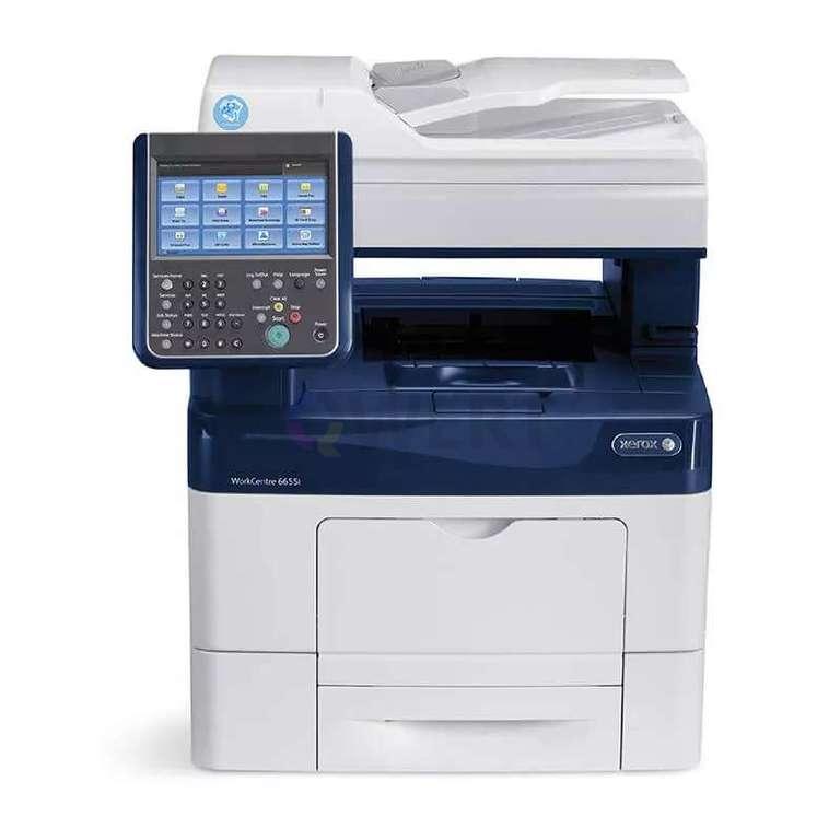 Ремонт принтера Xerox WorkCentre 6655DN