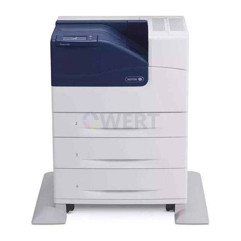 Ремонт принтера Xerox Phaser 6700DX