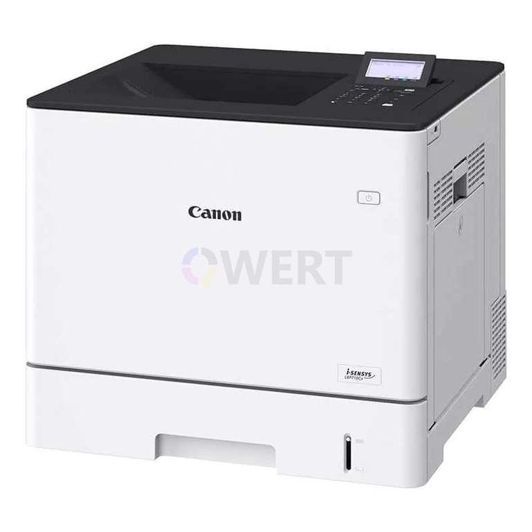 Ремонт принтера Canon LBP 710Cx