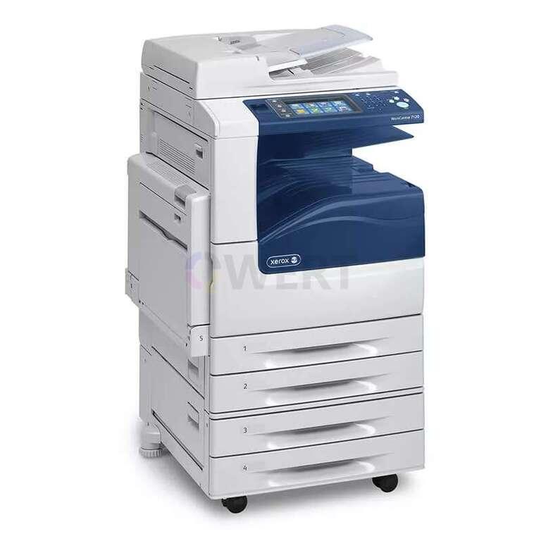 Ремонт принтера Xerox WorkCentre 7125
