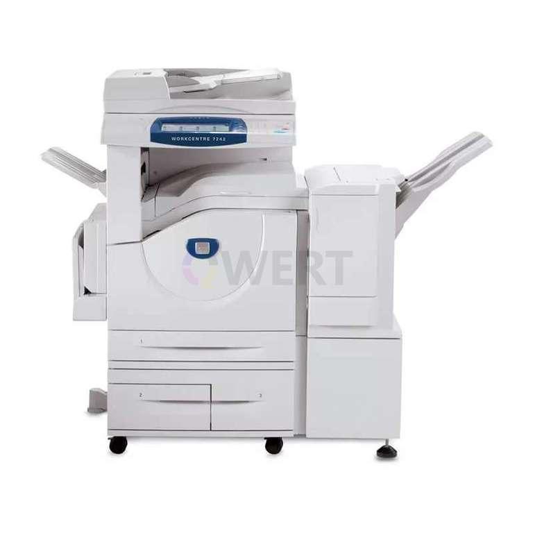 Ремонт принтера Xerox WorkCentre 7242