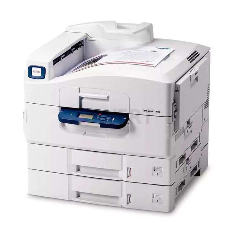 Ремонт принтера Xerox Phaser 7400