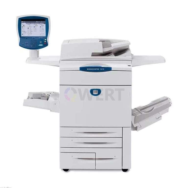 Ремонт принтера Xerox WorkCentre 7655