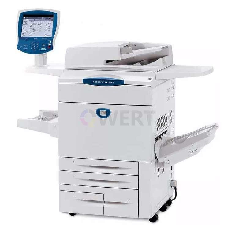 Ремонт принтера Xerox WorkCentre 7665