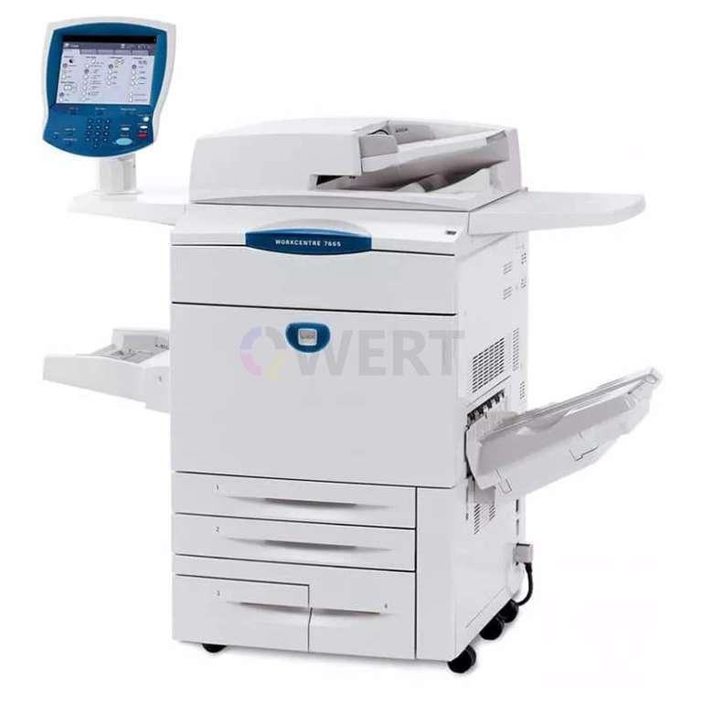 Ремонт принтера Xerox WorkCentre 7755