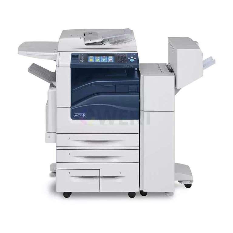 Ремонт принтера Xerox WorkCentre 7845