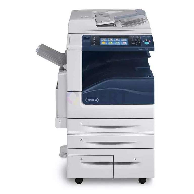 Ремонт принтера Xerox WorkCentre 7855