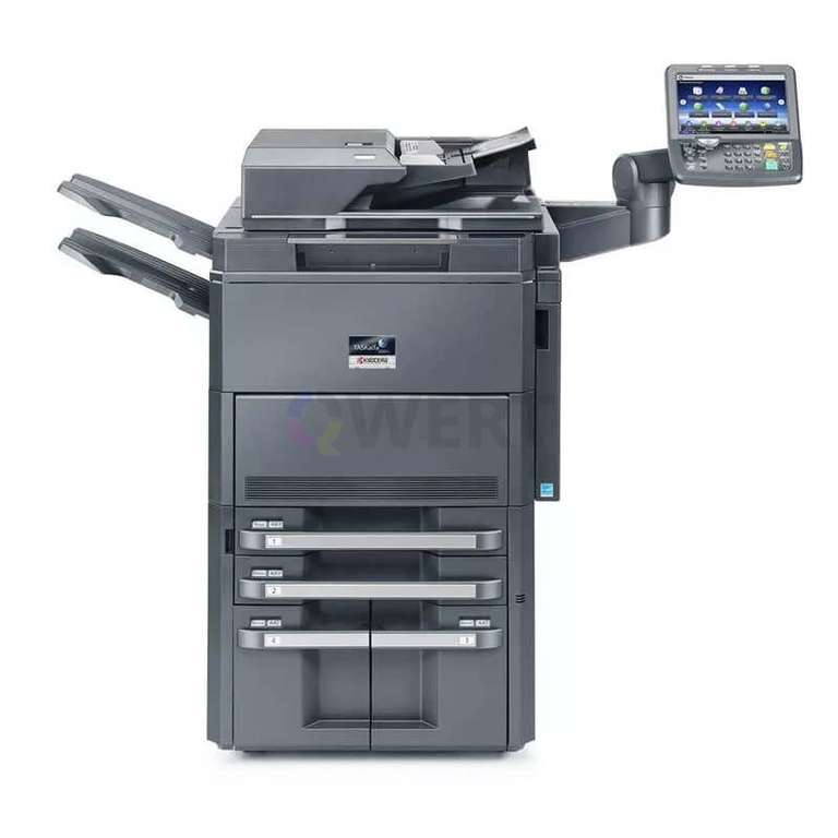 Ремонт принтера Kyocera TASKalfa 8000i