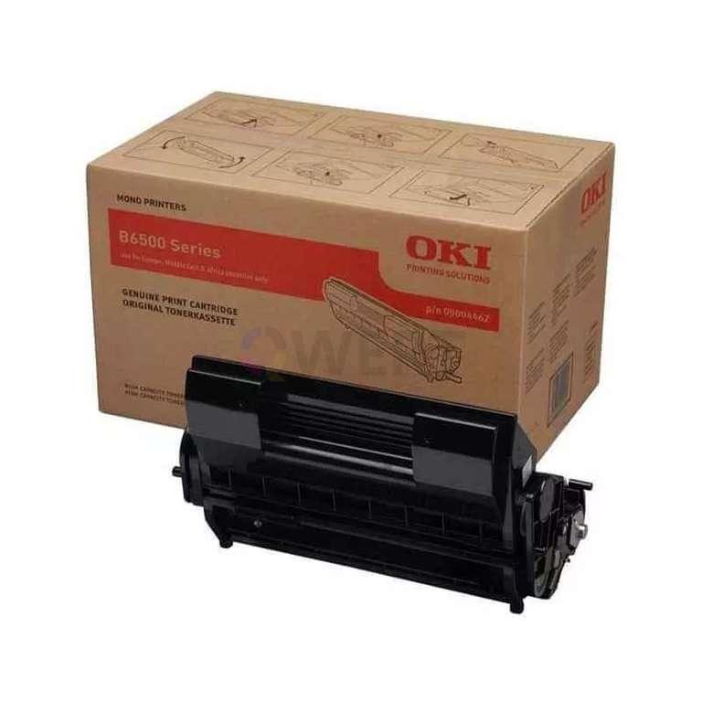 Заправка картриджа OKI 9004461