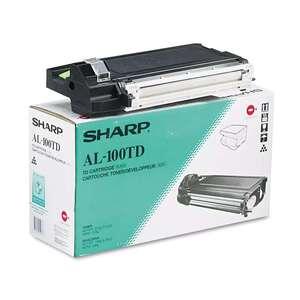 Заправка картриджа Sharp AL-100TD