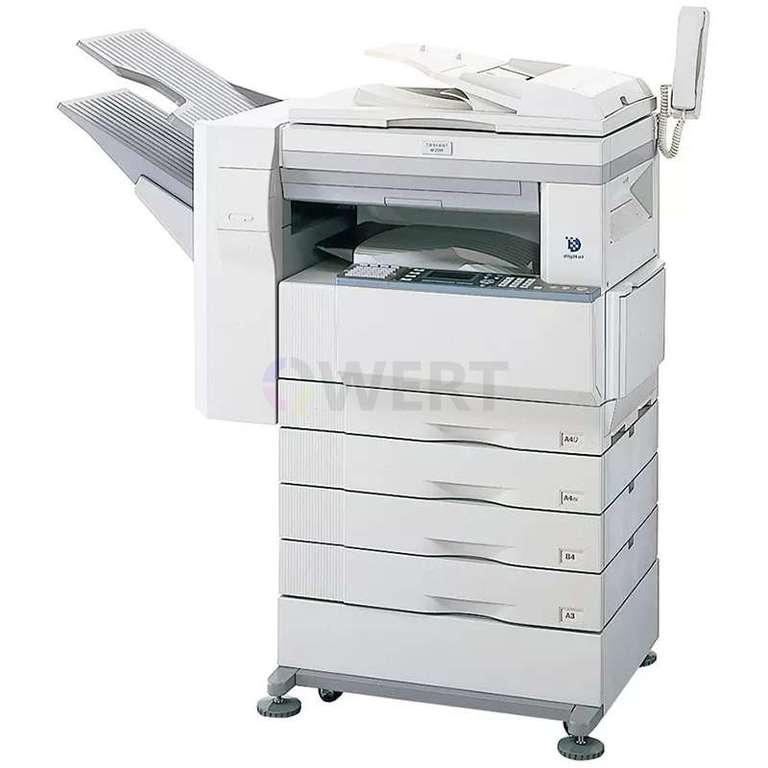 Ремонт принтера Sharp AR-275