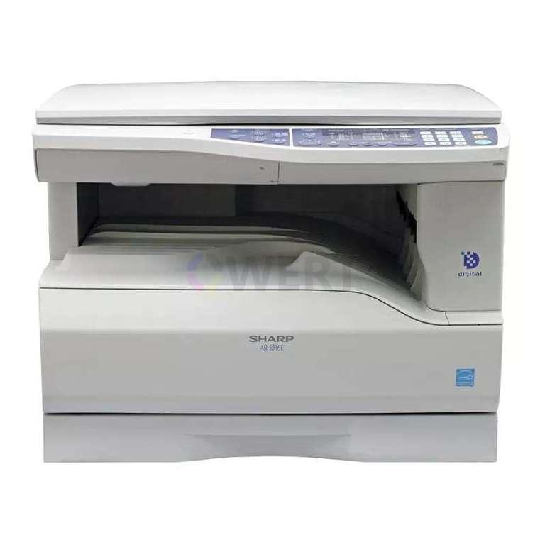 Ремонт принтера Sharp AR-5316