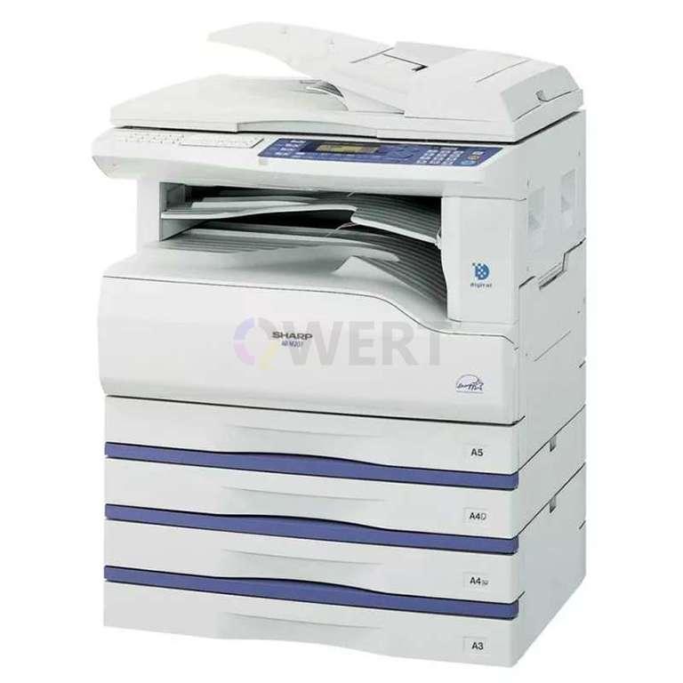 Ремонт принтера Sharp AR-M207
