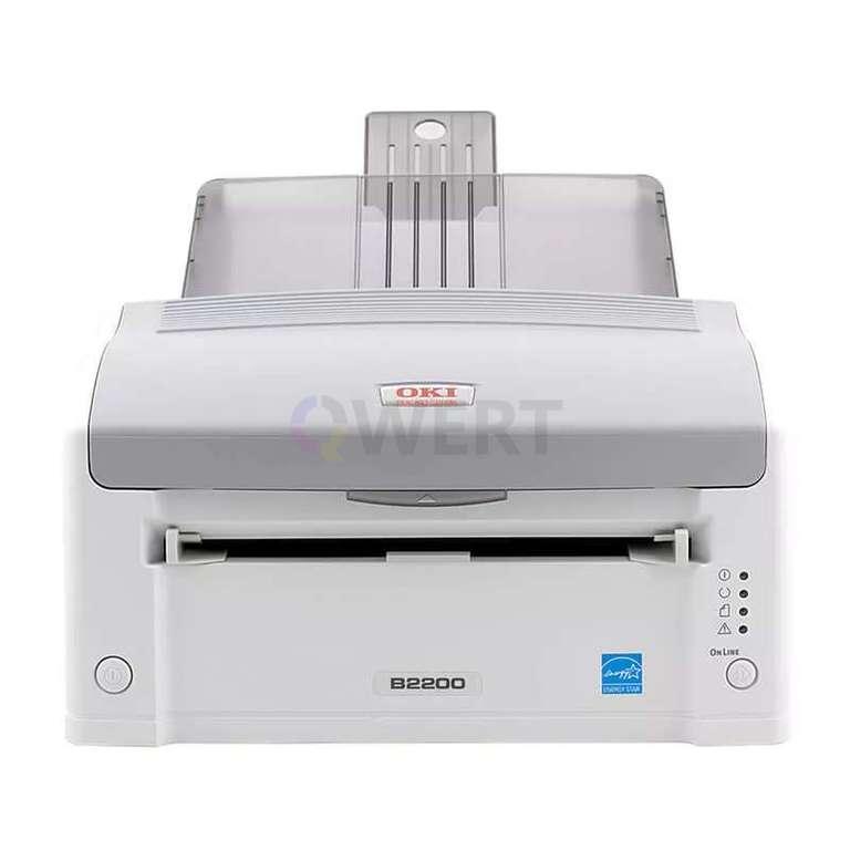 Ремонт принтера OKI B2200