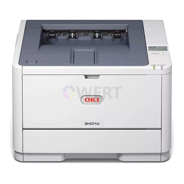 Ремонт принтера OKI B401dn