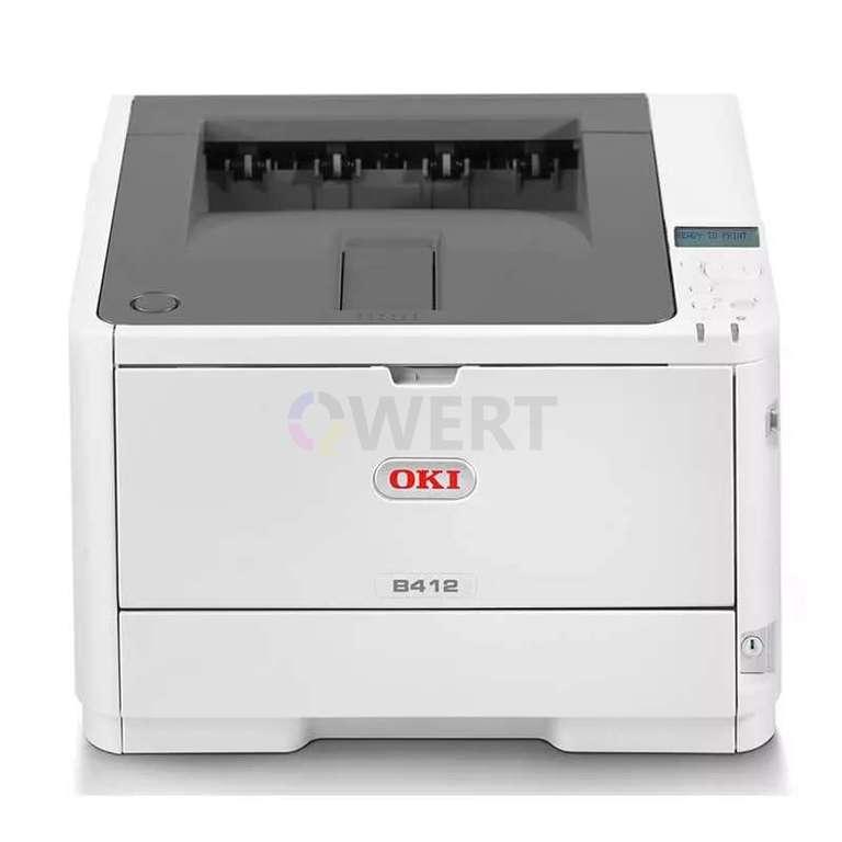 Ремонт принтера OKI B412dn