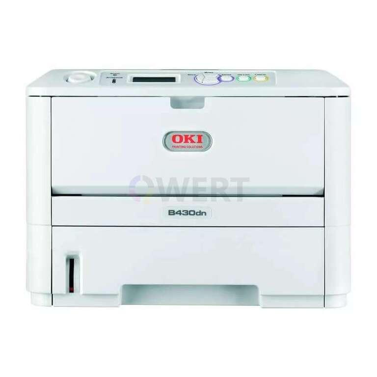 Ремонт принтера OKI B430dn