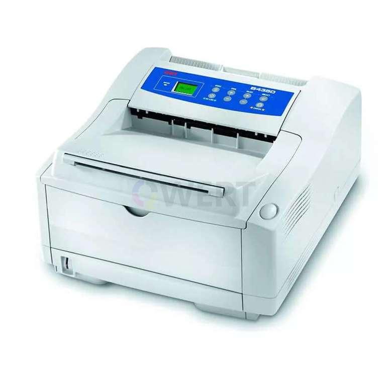 Ремонт принтера OKI B4350