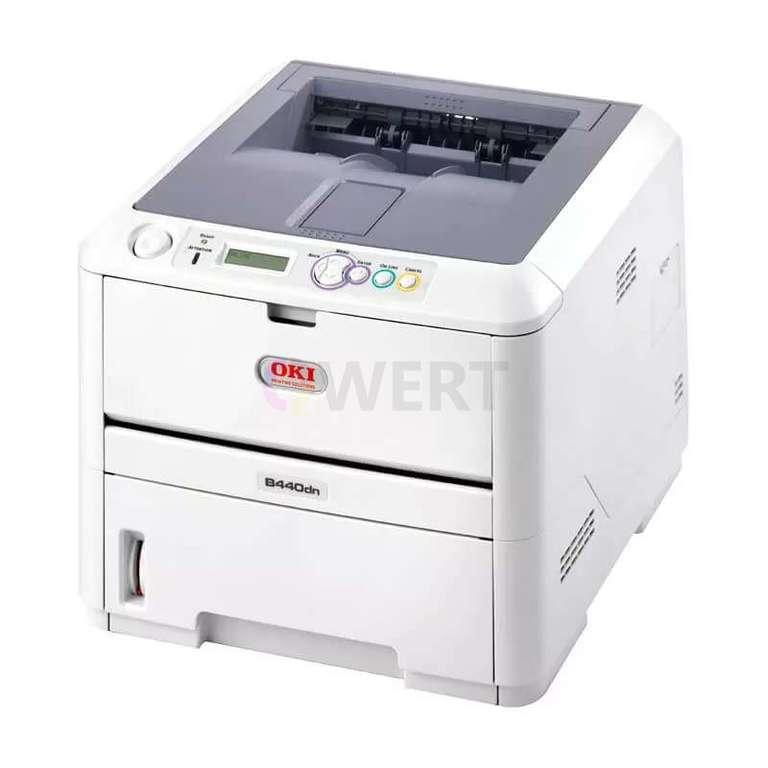 Ремонт принтера OKI B440dn