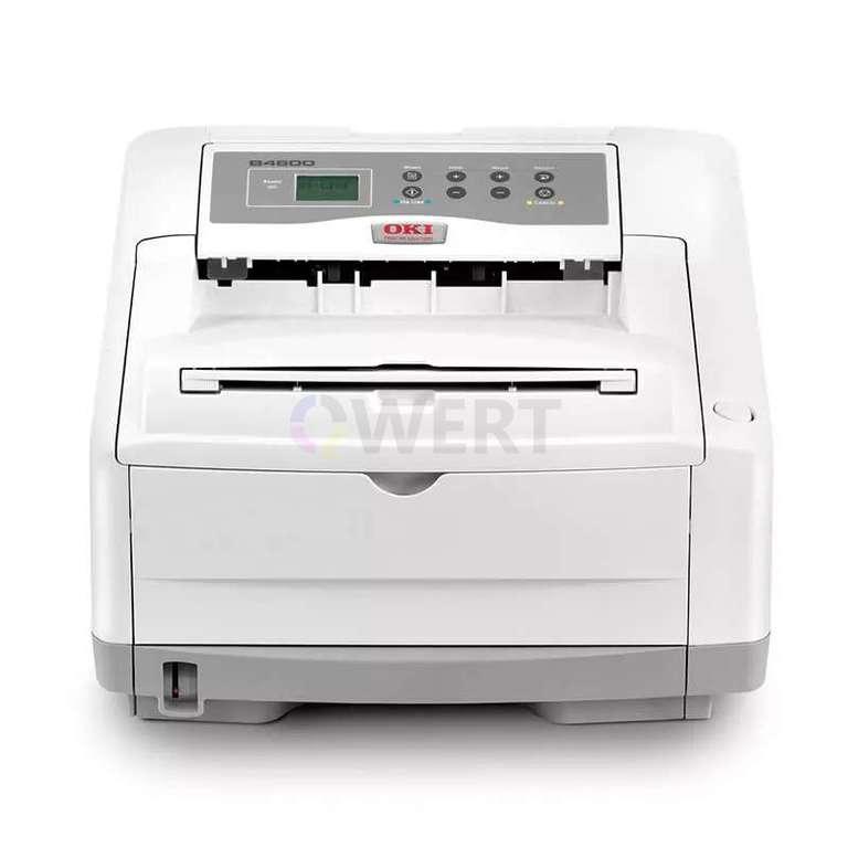 Ремонт принтера OKI B4600