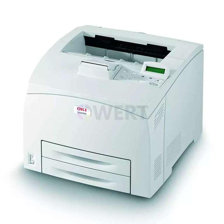 Ремонт принтера OKI B6200