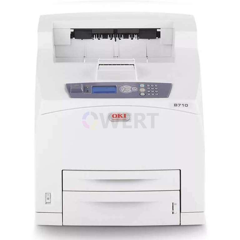 Ремонт принтера OKI B710