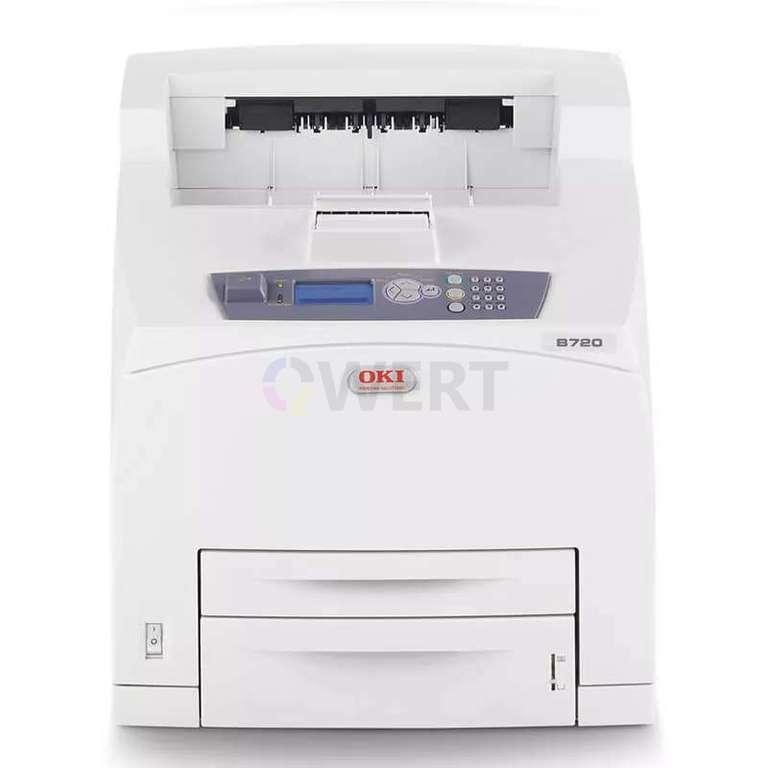 Ремонт принтера OKI B720
