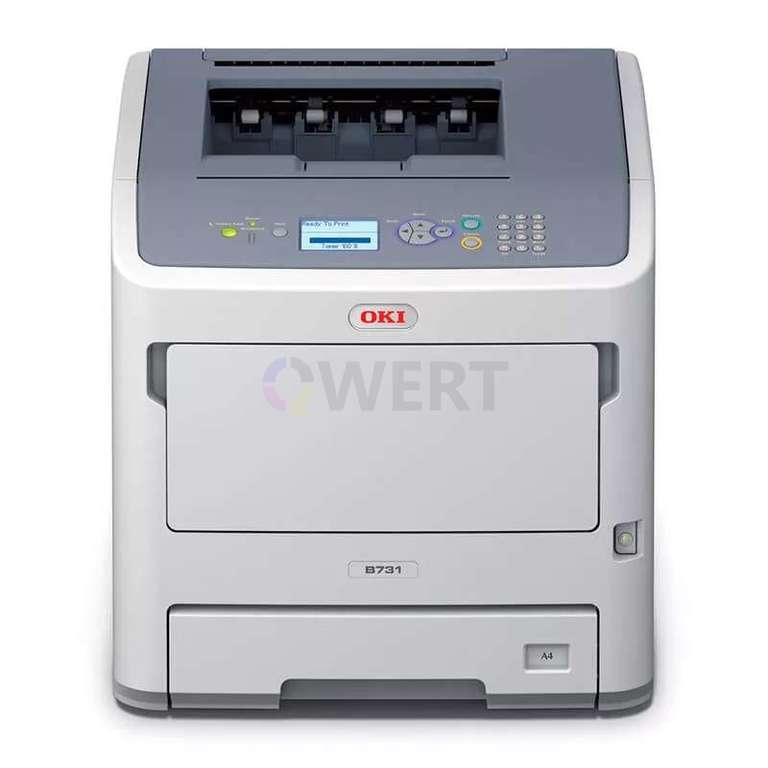 Ремонт принтера OKI B731dnw