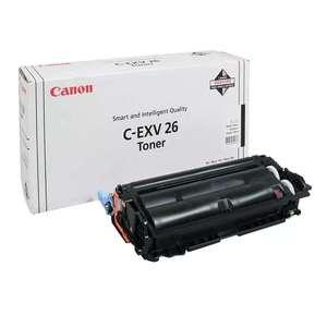 Заправка картриджа Canon C-EXV26Bk