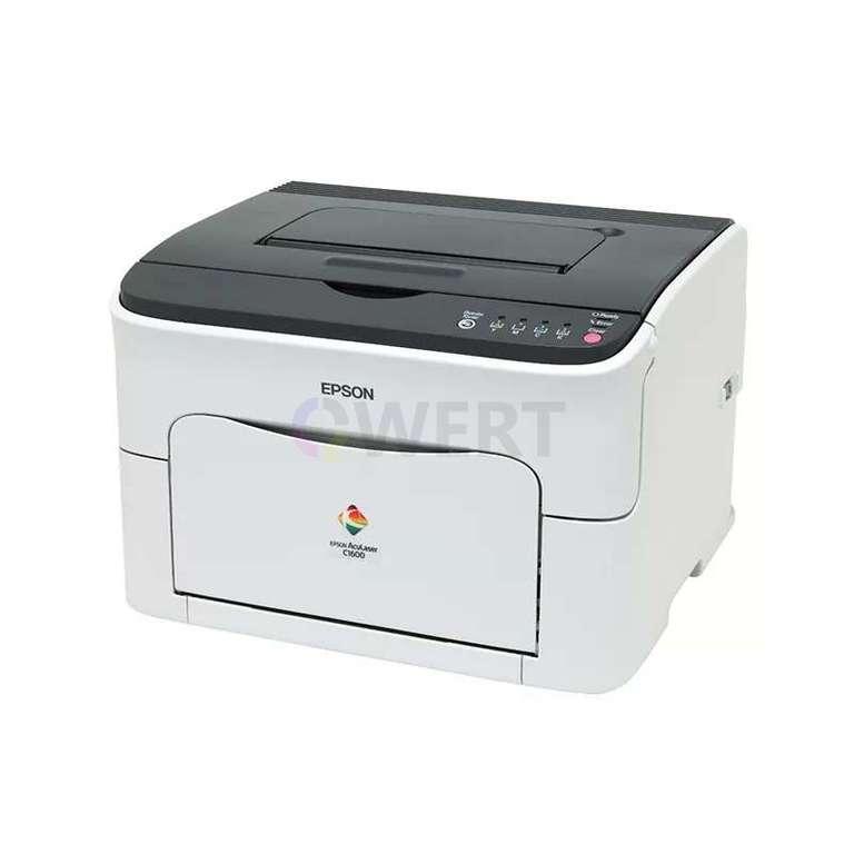 Ремонт принтера Epson AcuLaser C1600